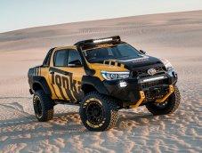 Toyota Hilux Tonka Concept รถต้นแบบสุดเท่จากออสเตรเลีย
