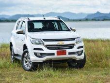 รีวิว 2017 Chevrolet Trailblazer ใหม่ ราคาเริ่มต้น 1.24 ล้านบาท