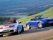 MG พัฒนาสปอร์ตเปิดประทุน เทียบเคียง Mazda MX-5