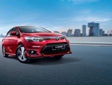 2017 Toyota Vios Malaysia Version โฉมใหม่ พร้อมกล้อง 360 องศา
