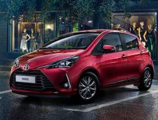 Toyota Yaris 2018 ใหม่ ราคาเริ่ม 5.4 แสนบาท