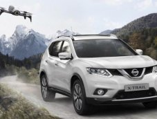Nissan X-Trail ใหม่ มาพร้อม 'โดรน' เพิ่มอีกหนึ่งทางเลือกให้ชาวยุโรป