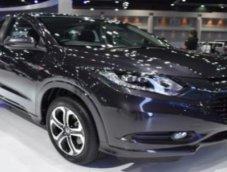 Honda HR-V โฉมใหม่วางแผนเปิดตัวต้นปี 2018