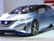 ภาพแรกของ Nissan Leaf 2018 สุดยอด รถยนต์ไฟฟ้า จะเปิดตัวในปีนี้