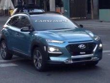 ภาพแอบถ่าย All-New Hyundai Kona รถครอสโอเวอร์สุดชิคจากเกาหลี