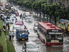 10 ถนน น้ำท่วมสุดในกรุงเทพ