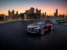 แน่นอน! Lexus UX จะเริ่มมีการผลิต ในเดือนตุลาคม 2018 นี้
