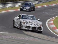 เผยภาพ Toyota Supra 2018 ทดสอบสมรรถนะสปอร์ตรุ่นใหม่ บนสนาม Nürburgring