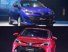 มาดู! Toyota Yaris ATIV 2017 vs Vios 2017 คันไหนคุ้มกว่ากัน