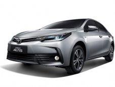 Toyota Corolla Altis 1.8V ภายนอกสวยงาม ภายในกว้างขวางสบายกว่าที่เคย