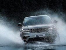 Range Rover Velar 2017 ใหม่ หรูหราสะท้อนความเหนือระดับ