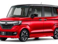 สะเทือนวงการ!! 2017 Honda N BOX เพิ่มความปลอดภัยด้วย Honda SENSING