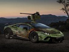 สุดโหด!! Lamborghini Huracan เวอร์ชั่น Off Road
