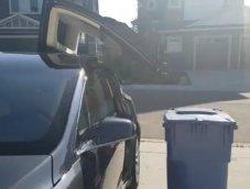 อะไรก็ขวางไม่ได้!! มาดูความอัจฉริยะของประตู Falcon Wing ใน Tesla Model X