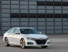 Honda Accord 2018 เปิดตัวยนตรกรรมซีดานล้ำสมัย
