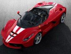 ประมูล! Ferrari LaFerrari Aperta คันสุดท้ายค่าตัว $9.98 ล้าน