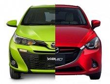 Toyota Yaris 2017 และ Mazda2 2017 ใครแน่นกว่ากัน?