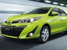 Toyota Yaris Hatchback 2017 ใหม่ ราคาเริ่มต้นเพียง 479,000บาท