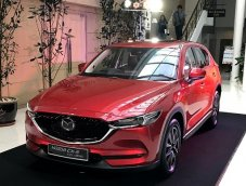 Mazda CX-5 2018 ใหม่ เตรียมเปิดตัวอย่างเป็นทางการในไทย พฤศจิกายน 2560 นี้