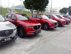 มาชม! การทดสอบขับ Pre-Test All New Mazda CX-5 รุ่นจำหน่ายในไทย ที่ปีนัง, มาเลเซีย
