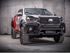 Toyota Hilux สวมชุดแต่งสุดเท่จาก Carlex Design !