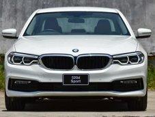 BMW 520d Sport ปี 2017 รุ่นประกอบในประเทศ ราคาจำหน่าย 3.439 ล้านบาท