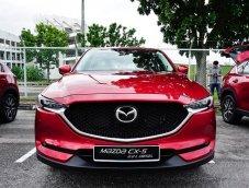 Mazda CX-5 2018 ใหม่ เตรียมเปิดตัวอย่างเป็นทางการในไทย วันที่ 13 พฤศจิกายนนี้