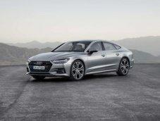 Audi A7 2018 ใหม่ รถสปอร์ต 4 ประตู คูเป้สุดหรู พร้อมจำหน่ายในเยอรมนี