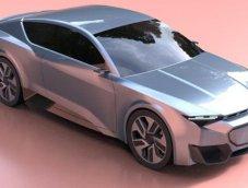 ยลโฉม Render Audi GT 2020 ออกแบบผสมผสานกับอดีตอย่าง Audi 100 Coupe S