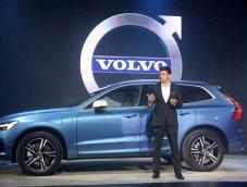 เปิดตัว Volvo XC60 2018 ใหม่ พร้อมขุมพลังไฮบริด T8 และเป็นรถรุ่นแรกในไทยที่มีเวอร์ชั่น R-Design