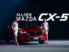Mazda CX-5 2018 ใหม่ล่าสุดเปิดตัวอย่างเป็นทางการแล้วในไทย เคาะราคาเริ่มต้น 1,290,000 บาท