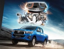 Toyota Hilux Revo 2018 ปรับดีไซน์ใหม่ เปิดตัวอย่างเป็นทางการแล้วในไทย เคาะราคาจำหน่ายระหว่าง 516,000 - 1,199,000 บาท
