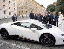 Lamborgihini ออกแบบรถ Huracan รุ่นพิเศษ  Saint Lamborghini Huracan