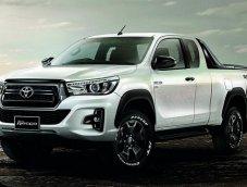 Toyota Hilux Revo Rocco เวอร์ชั่นตกแต่งพิเศษ ราคารุ่นท็อป 1,189,000 บาท