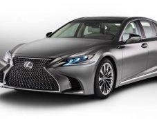 All New Lexus LS ระดับเฟิร์สคลาส นิยามใหม่แห่งความสมบูรณ์แบบ