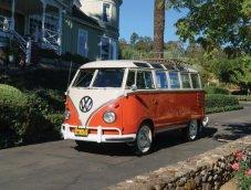 คาดประมูล Volkswagen Microbus ได้มากกว่า 200,000 เหรียญ