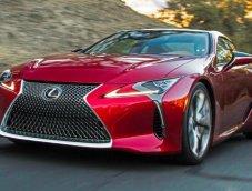 Lexus LC รถสปอร์ต รุ่นใหม่ ราคาเริ่มต้น 3.9 ล้านบาท
