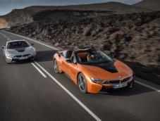 BMW ส่ง i8 2019 สองรุ่นเปิดตัวงาน LA