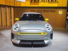 Mini เผยใช้เทคโนโลยี BMW i3 ในรถพลังงานไฟฟ้า