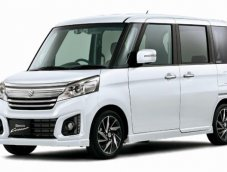 เผยโฉม! New Suzuki Spacia Microvan รถกล่องน่ารักที่ญี่ปุ่น