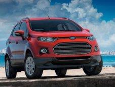 ราคา ฟอร์ดเอคโค่สปอร์ต All New Ford EcoSport เดือนมกราคม 2561