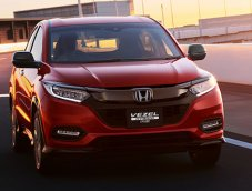 มาแล้ว Honda Vezel ไมเนอร์เชนจ์ว่าที่ HR-V 2018 ที่จะมาพร้อมกับระบบ Honda SENSING