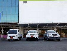 "Tata Motor ส่ง ""ทาทา คาราวาน"" (Tata Customer Experience Caravan) ลงพื้นที่จัดแสดงรถกระบะของค่าย"