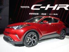 รีวิว Toyota C-HR 2018 ใหม่ ไม่ได้มีดีแค่สวย