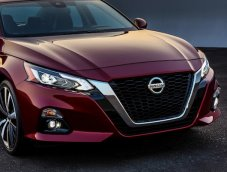 All New Nissan Altima หรืออีกชื่อของ Teana เปิดตัวที่ New York Auto Show 2018