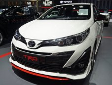 All New Toyota Yaris ATIV 2018 มาพร้อมกับแคมเปญใหม่ของแต่งเพียบสไตล์ TRD ภายในงาน Bangkok International Motor Show