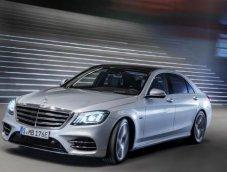 Mercedes ไฟฟ้าระดับ S-Class จะออกมาปี 2020
