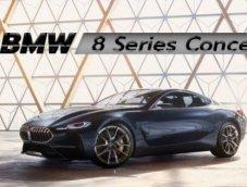 รีวิว BMW 8 Series Concept