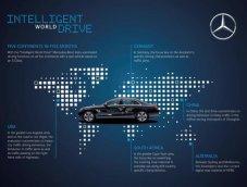Mercedes-Benz จัดทดสอบสภาพถนน 5 ทวีปทั่วโลกรองรับระบบขับขี่อัตโนมัติ