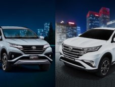 Toyota Rush 2018 พี่น้องของ Daihatsu Terios